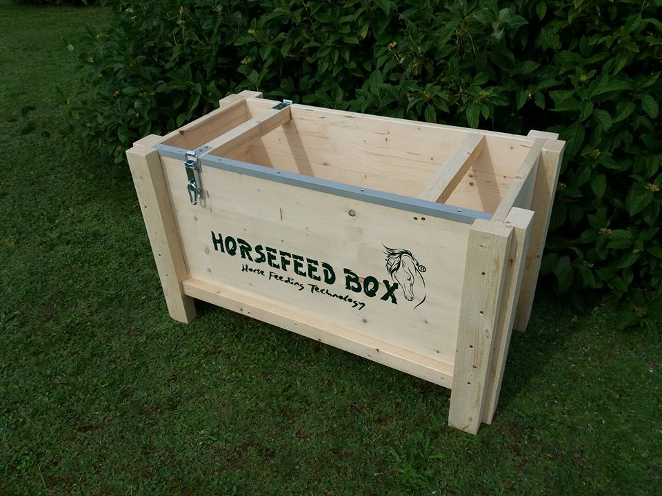 HORSEFEED BOX® - CLASSIC Modell 2017