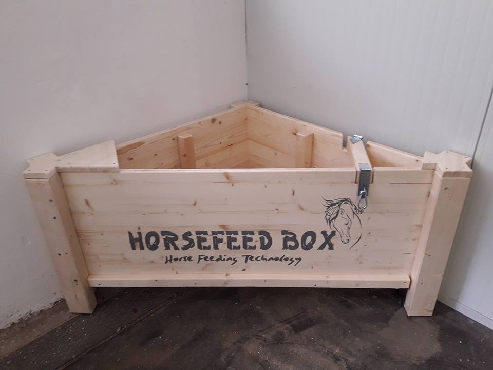 HORSEFEED BOX® CLASSIC CORNER - Modell 2017
