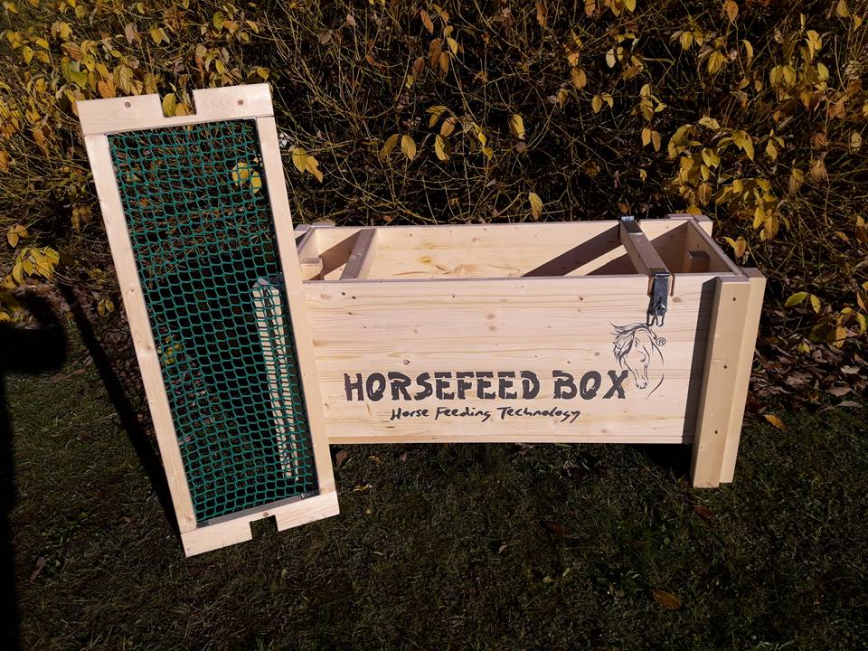 HORSEFEED BOX CLASSIC LONG - Modell 2019