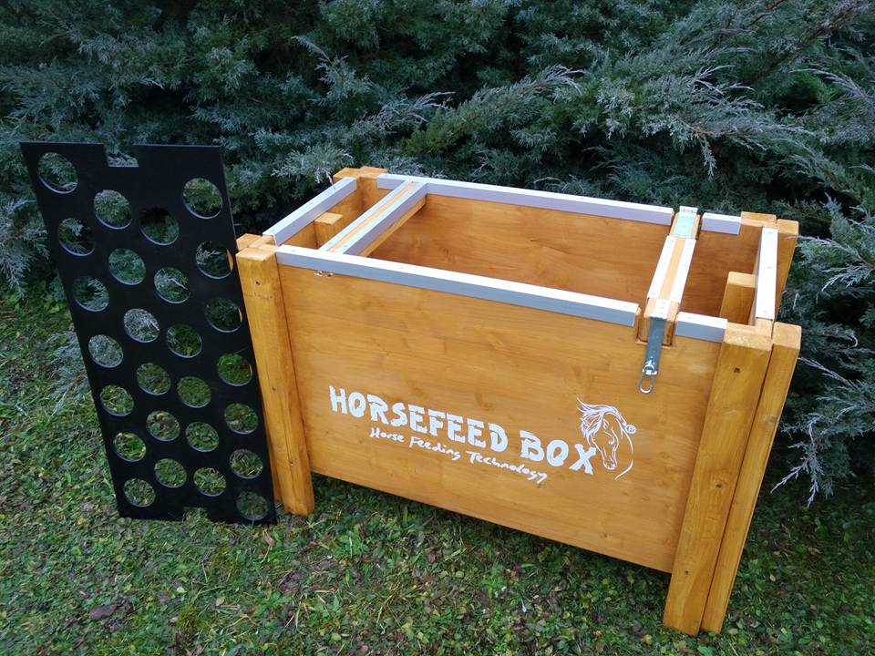 HORSEFEED BOX® CLASSIC HIGH - Modell 2019