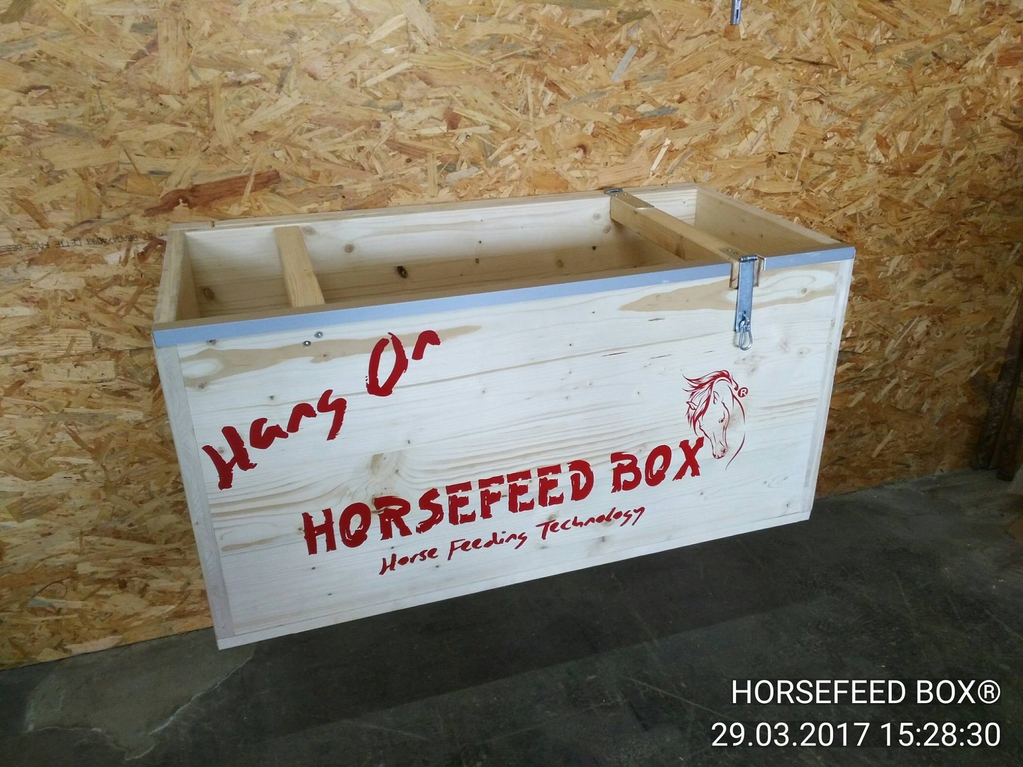 HORSEFEED BOX® - HANG ON CLASSIC