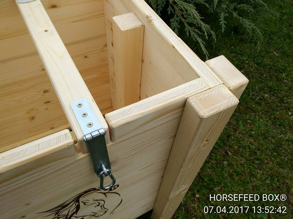 HORSEFEED BOX® CLASSIC HIGH & LONG - Modell 2019