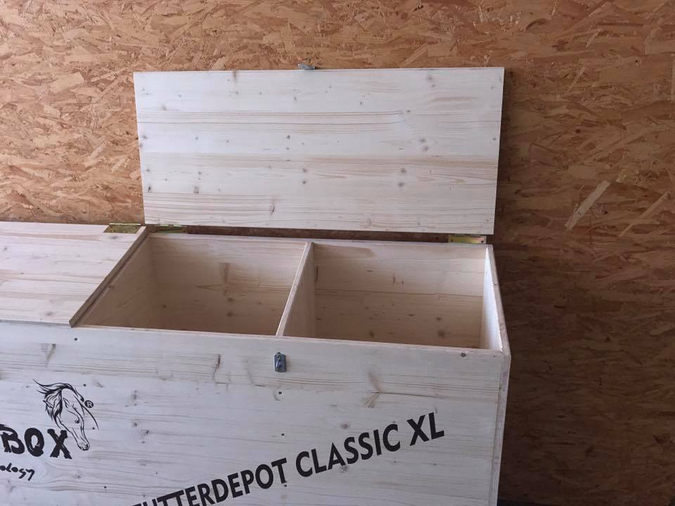 HORSEFEED BOX® - FUTTERDEPOT CLASSIC XL