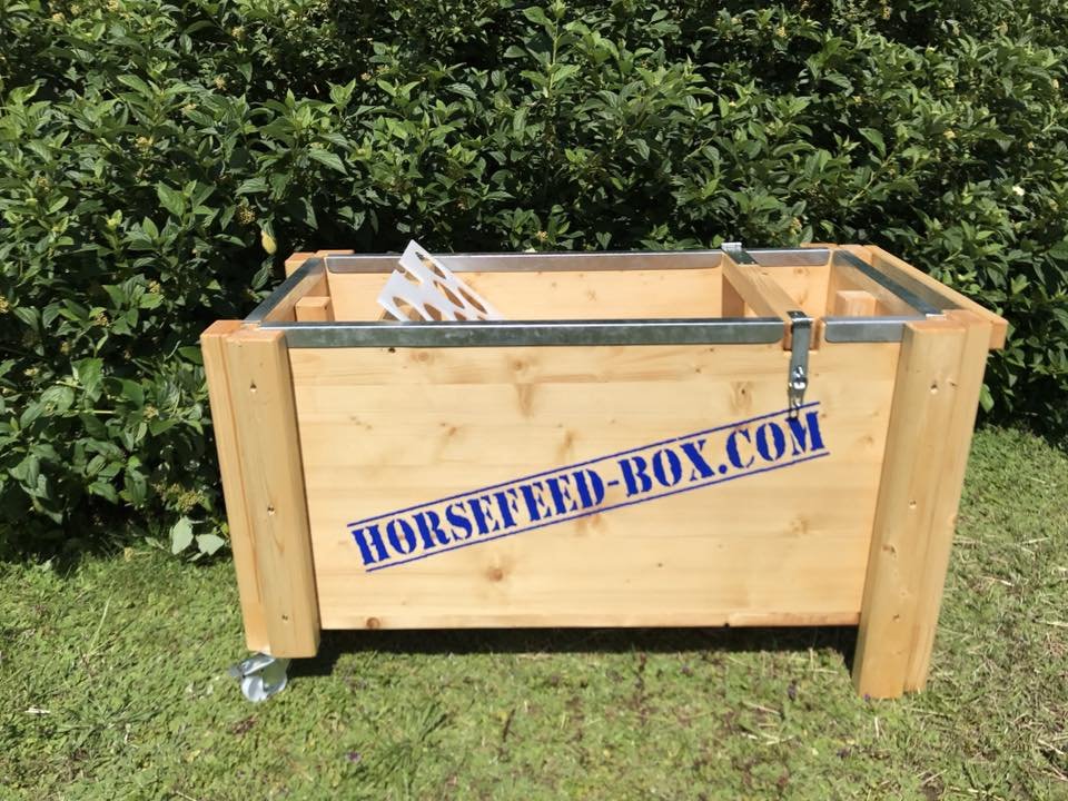 HORSEFEED BOX® CLASSIC DRIVE - Modell 2019