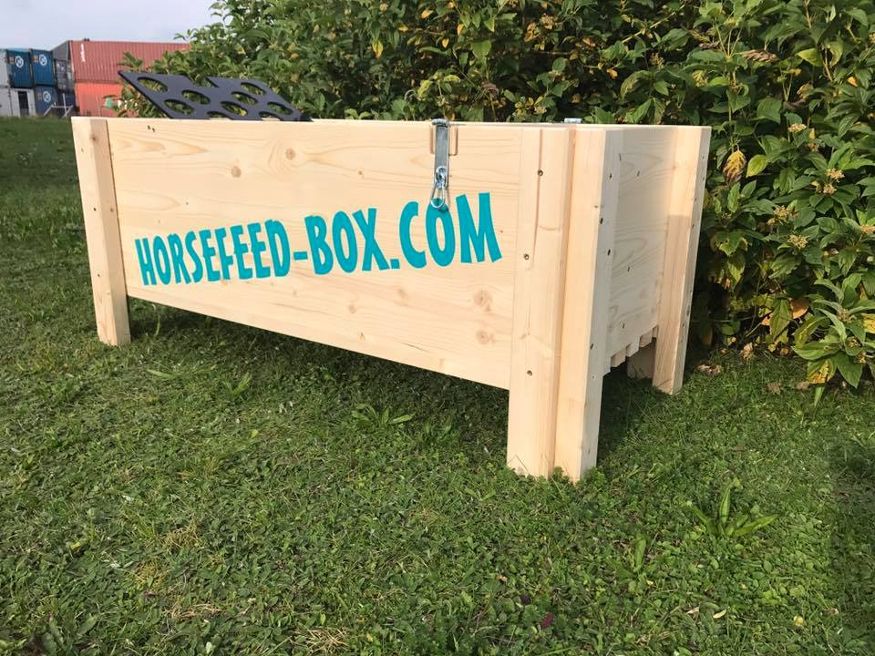 HORSEFEED BOX® CLASSIC SHETTY LONG - Modell 2017/18
