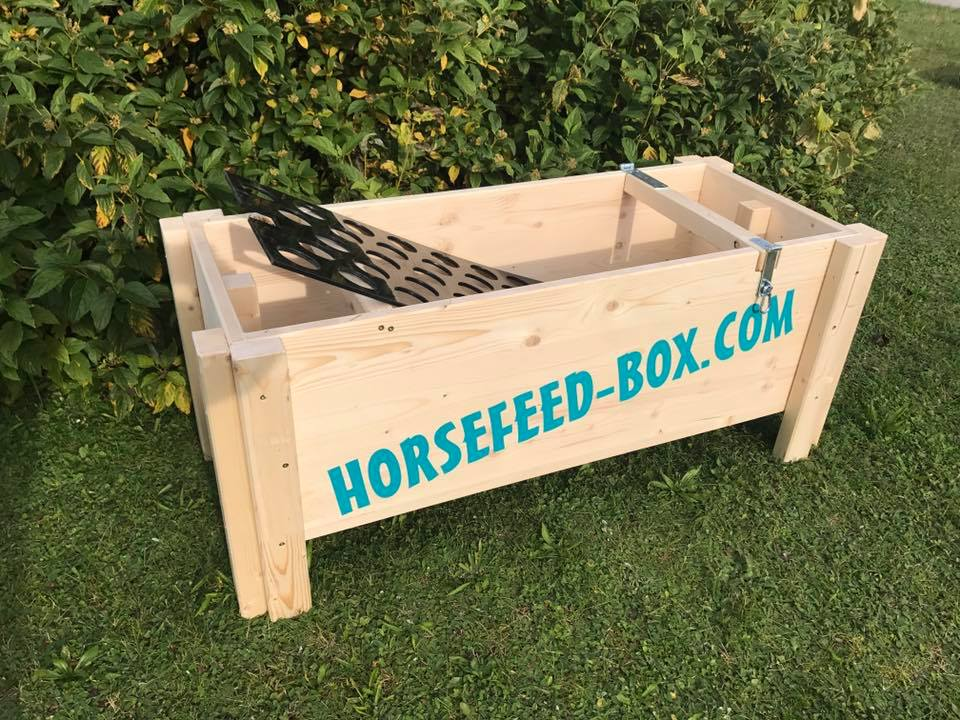 HORSEFEED BOX® CLASSIC SMALL HORSE LONG - Modell 2019