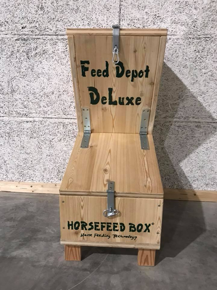 HORSEFEED BOX® Feed Depot DeLuxe