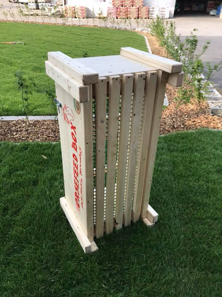 HORSEFEED BOX® CLASSIC LOW & LONG - Modell 2019
