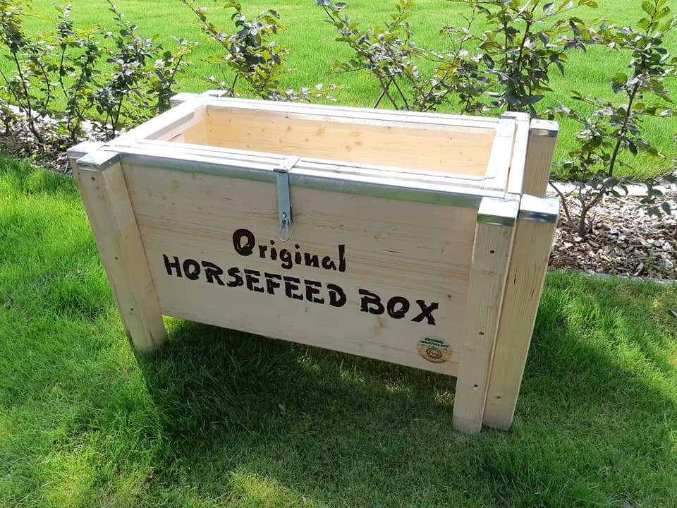 HORSEFEED BOX® CLASSIC STRONG & ANTIBITE - Modell 2018