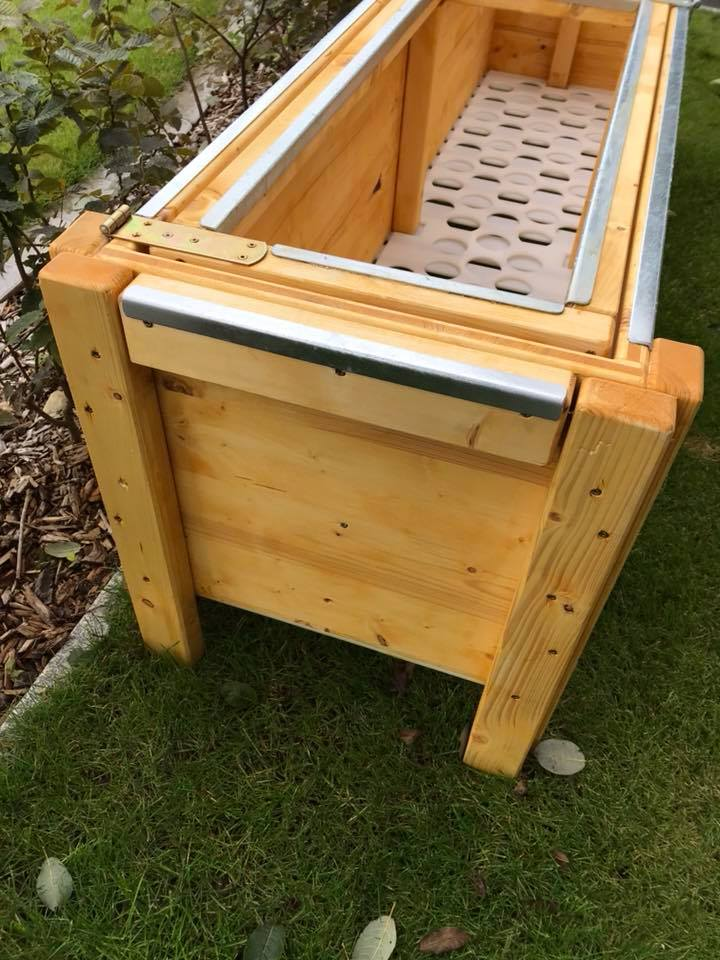 HORSEFEED BOX® CLASSIC XL - Modell 2019