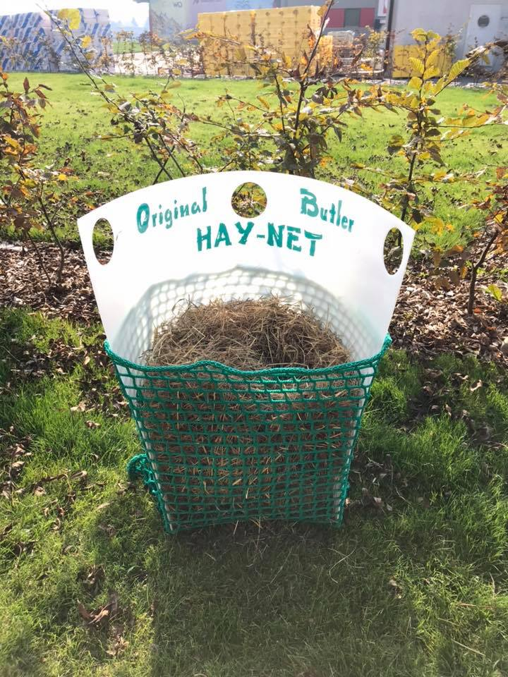 HORSEFEED BOX® HAY-NET -  BUTLER