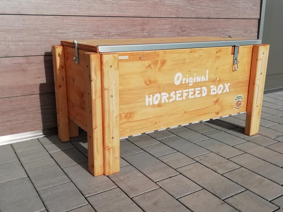 HORSEFEED BOX® CLASSIC SMALL HORSE - Modell 2019
