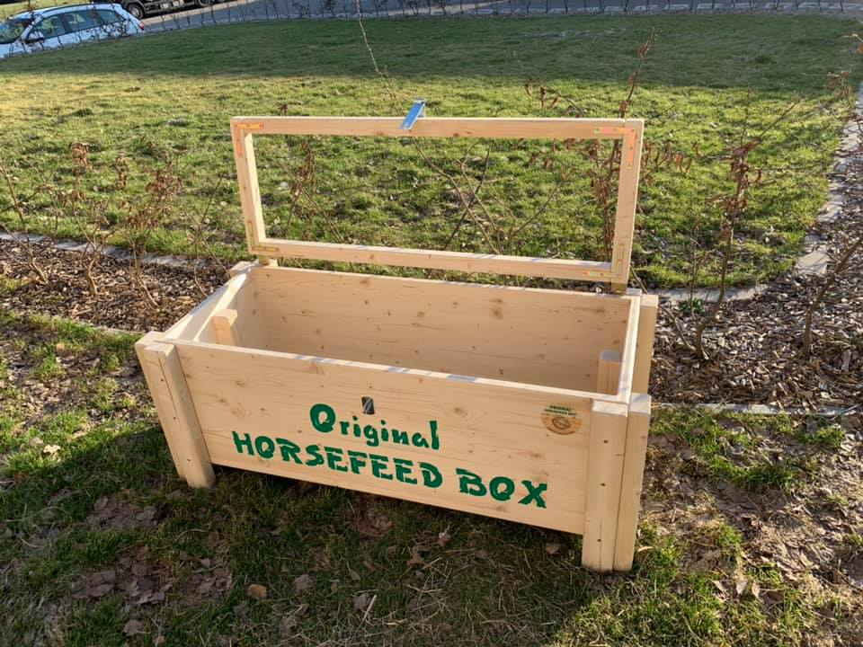 HORSEFEED BOX CLASSIC MINI SHETTY LONG - Modell 2019
