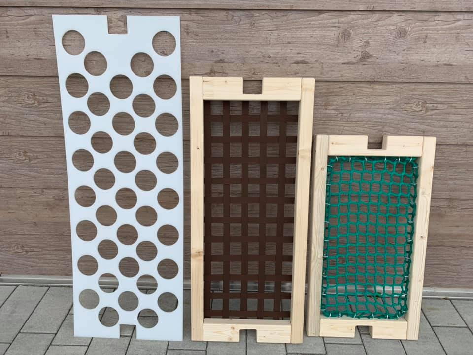 Original SLOW FEEDER BOX - FRESSPLATTEN - EINZELKAUF
