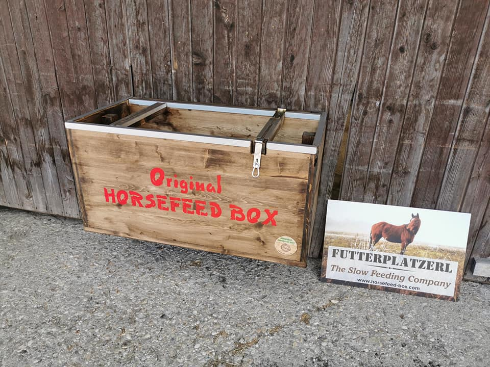 Original HORSEFEED BOX® - CLASSIC HANG ON