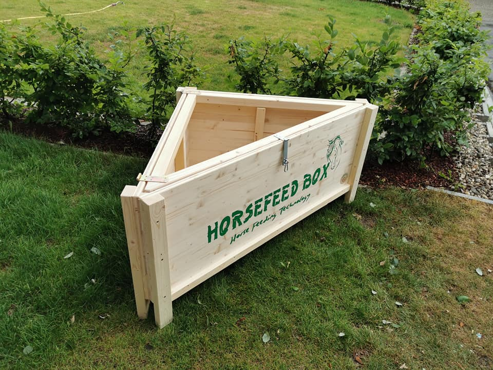 HORSEFEED BOX CLASSIC CORNER XL HIGH - Modell 2019