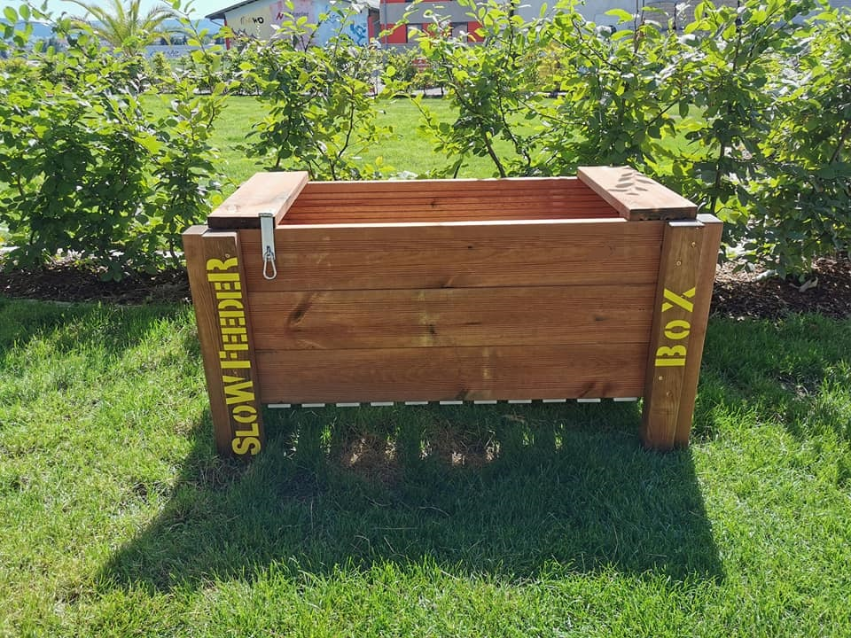 SLOW FEEDER BOX Premium Short - Modell 2019/20