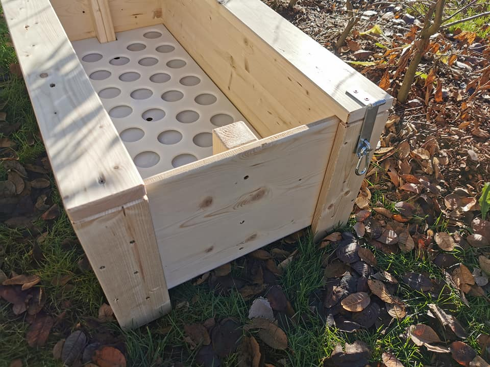 Original HEUBOX SMART LOW - Heukiste, Heubox, Slow Feeder