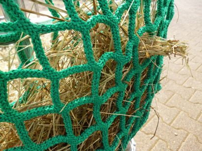 HORSEFEED BOX® HAY-NET - POWERLINE 1,0m Tasche, # 3,0cm